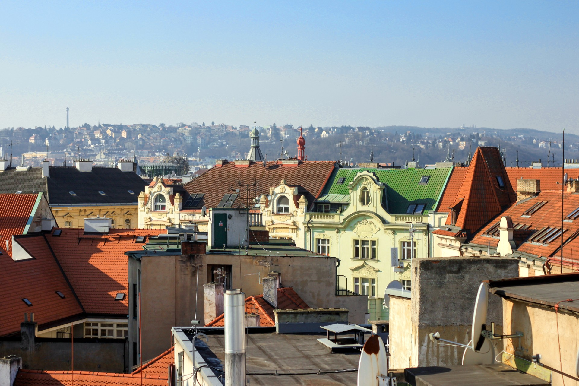 A review of our cheap but luxurious stay at Prague's coolest hostel, Mosaic House. Mosaic House is the Czech Republic's greenest and most sustainable accommodation!