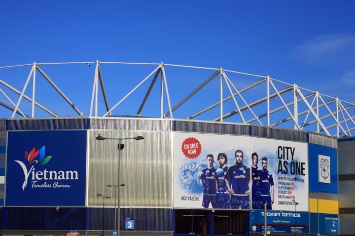 #Traverse16 Cardiff City Stadium